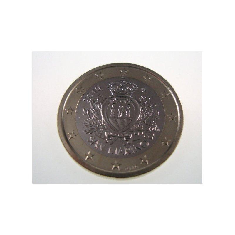 1 Euro Kursmünze San Marino 2010 231
