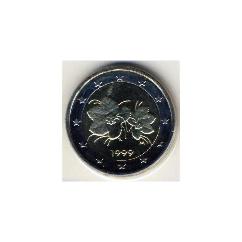2 Euro Kursmünze Finnland 1999 1039