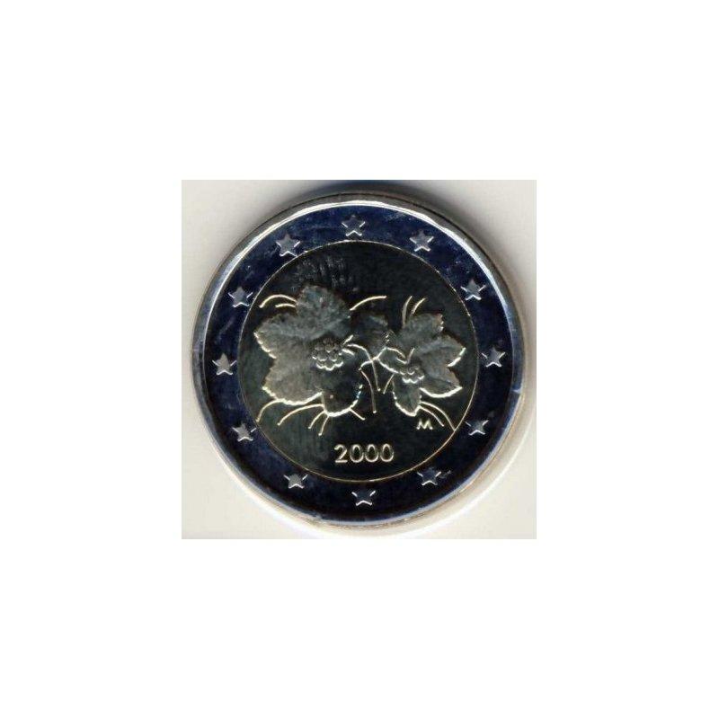 2 Euro Kursmünze Finnland 2000 1490