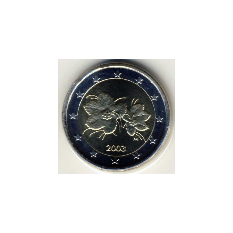 2 Euro Kursmünze Finnland 2003 690