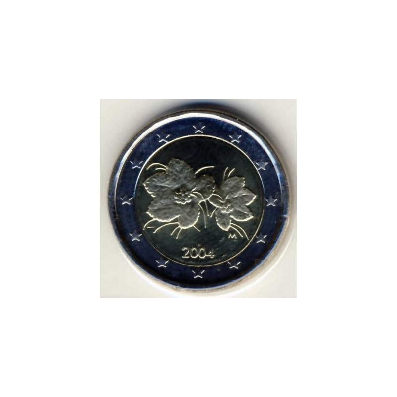 2 Euro Kursmünze Finnland 2004 590