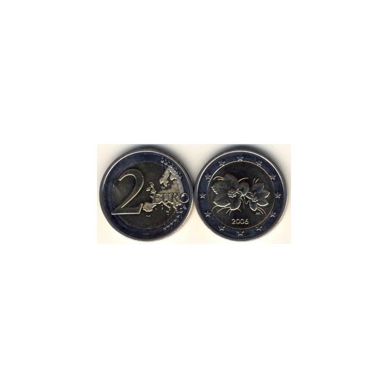2 Euro Kursmünze Finnland 2006fehlprägung 9900 Eur