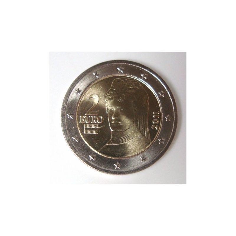 2 Euro Kursmünze österreich 2012 350