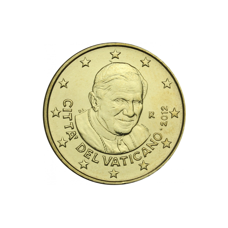 50 Cent Vatikan 2012papst Benedikt Xvi 349
