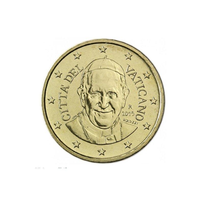 50 Cent Vatikan 2015papst Franziskus 299
