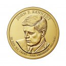 1 Dollar USA 2015 P John f.Kennedy