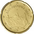 20 Cent San Marino 2017The Tree Towers NEUES Münzmotiv