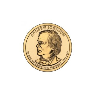 1 Dollar USA 2011 P Johnson