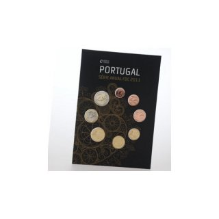 Original KMS Portugal 2011 3,88?FDC